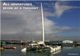 All Adventures begin as a thought