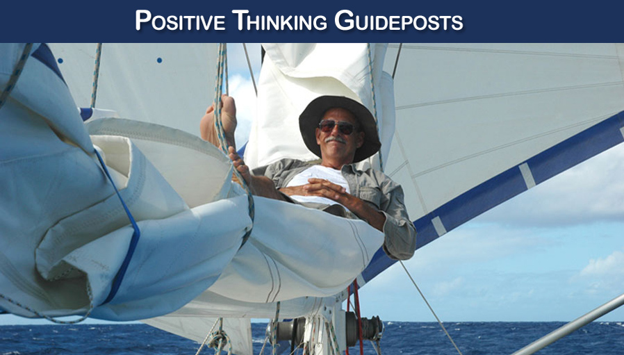 Guideposts on the journey to a positive mind.